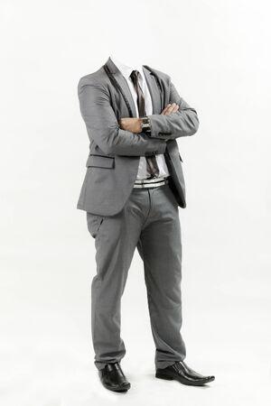 cuff link: closeup businessman suit