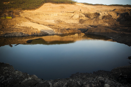 bridger: Mine Mae Moh coal-fired power plant in Thailand.