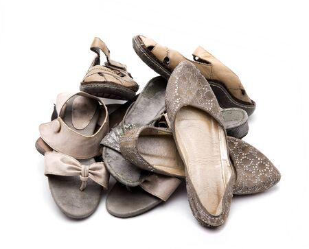 old shoes: Old Shoes