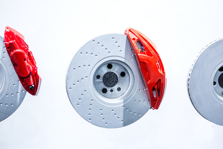 Disc Plate Disc Brake