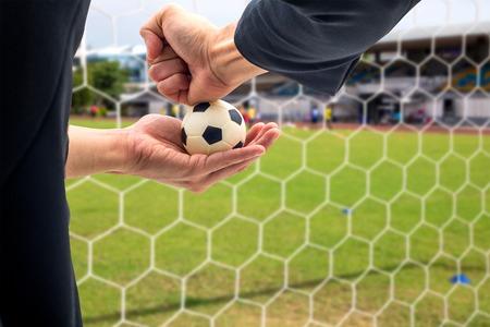 Ball in hand, field coach