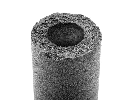 Carbon pellets of water filters