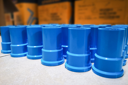 the Joint of PVC pipe