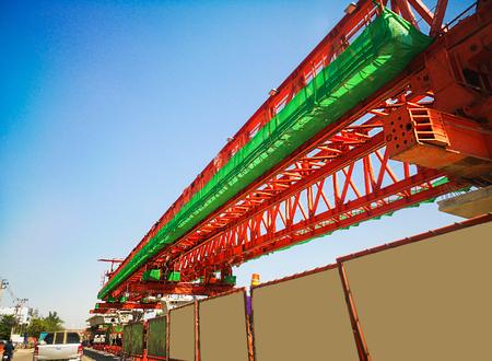 Bridge Beam Assembly for Bridge Construction