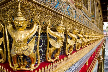 Garuda in Wat Phra Kaew, Thailand