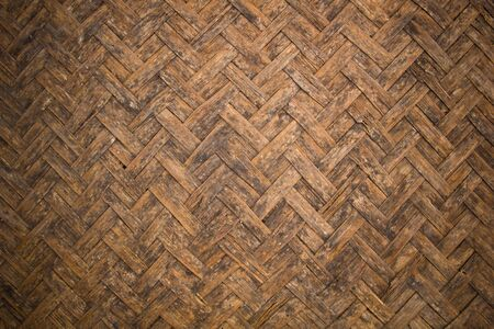 Bamboo pattern for background Stock Photo