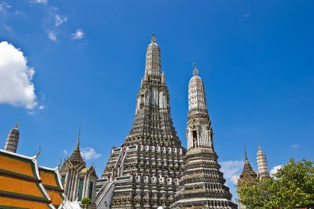 Thai Pagoda in Wat Arun