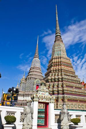 Thai Pagoda in Wat Pho