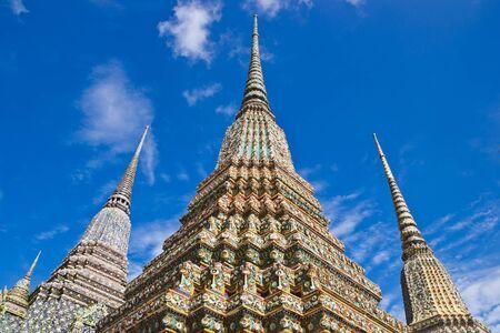 Thai Pagoda in Wat Pho