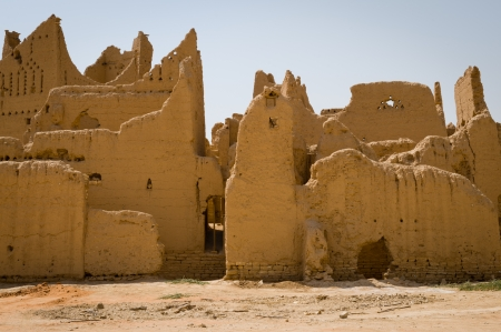 Diriyah the oldest city in Saudi Arabian