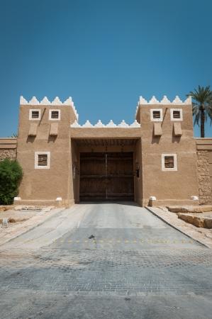 House in Saudi Arabian