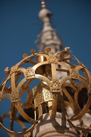 Damascus, the Islamic Mosque Banco de Imagens