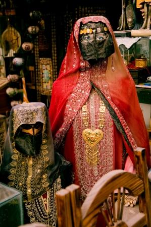 Old Suq in Doha, Qatar Editorial