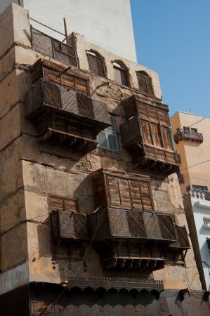 Jedha the oldest city in Saudi Arabian Stock Photo