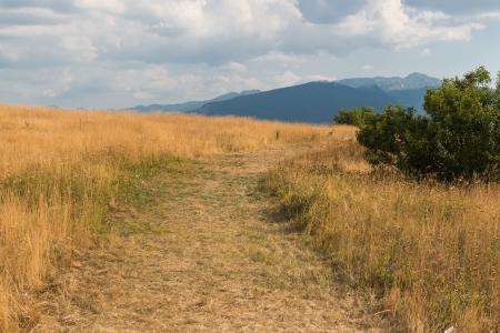 Beautiful Landscapes at Bismantova Stone in the Italian Apennines