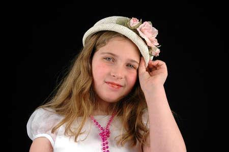 litle: photo of a litle princess