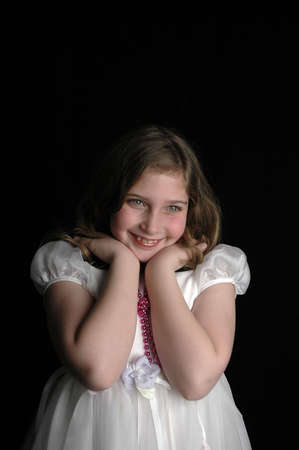 litle: photo of a litle girl