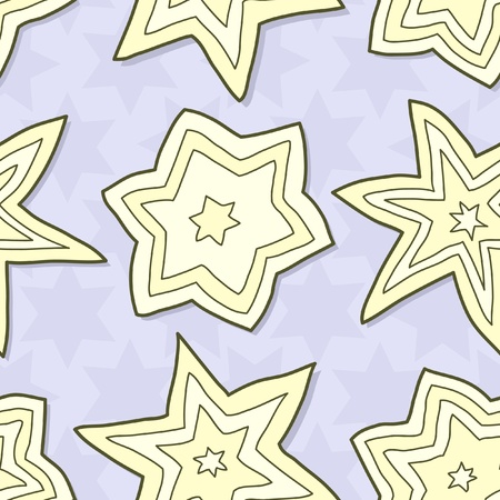 inset: Seamless Inset Star Background