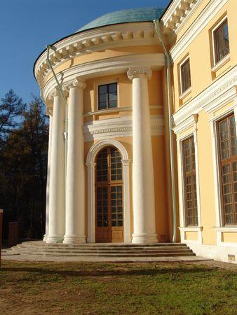 Arkhangelskoe manor main palace Stock Photo - 386182