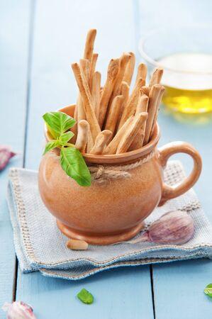 grissini: Crispy italian Grissini snack