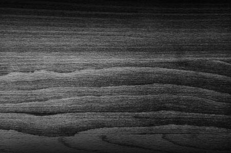 Dark texture of black wood  Stock Photo