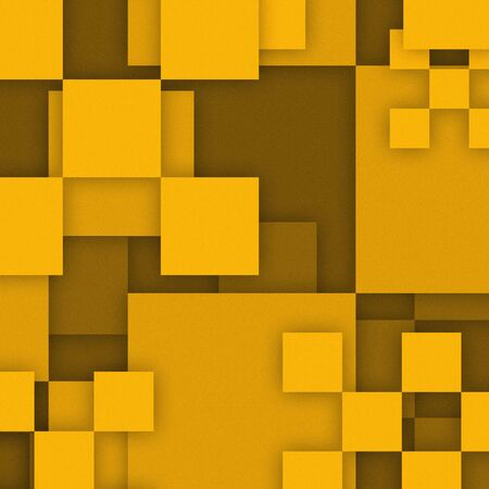 Yellow background abstract design texture. High resolution wallpaper. Stock Photo