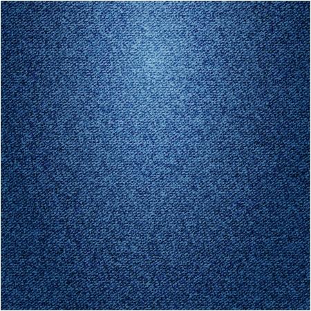 Jeans background  Vector texture  Fabric textile design