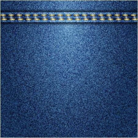 Jeans Hintergrund. Standard-Bild - 20871184