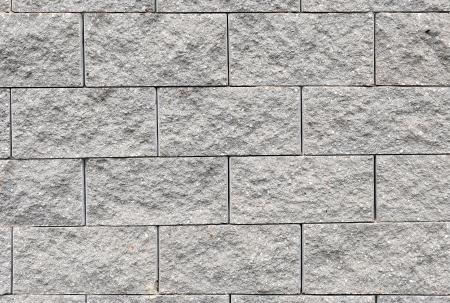 gray brick wall, pavement stone Block Texture Stock Photo - 21676078