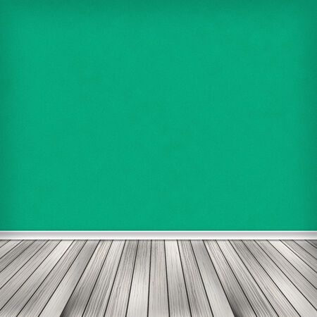 Empty room, interior with wallpaper. High resolution texture background. photo
