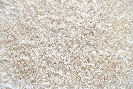 White Carpet  Fluffy textile texture  Clean Background  High resolution color image  photo