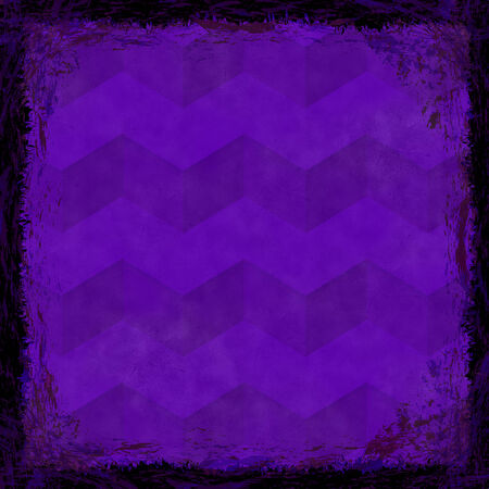 Pink, violet, purple grunge background. Old abstract vintage texture with frame and border.