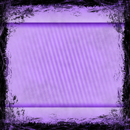 ピンク、バイオレット、紫色のグランジ背景。昔は、フレームと罫線ビンテージ テクスチャを抽象化します。