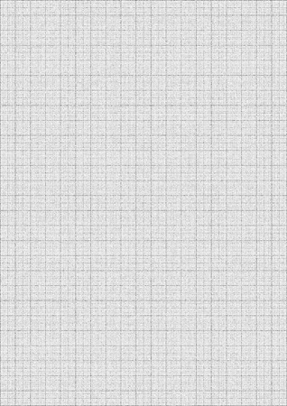 millimeter: White millimeter paper black lines Stock Photo