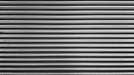 Black window blinds rolling shutter