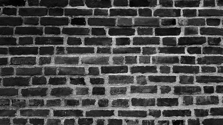 Facade Background Design Old Black Wall Texture Background