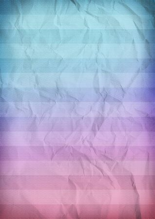 Striped paper colorful background texture.