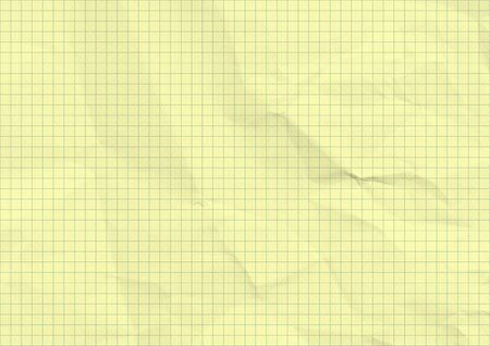 Notepad sheet paper background