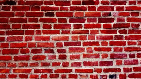 Brick Wall Texture Background Surface