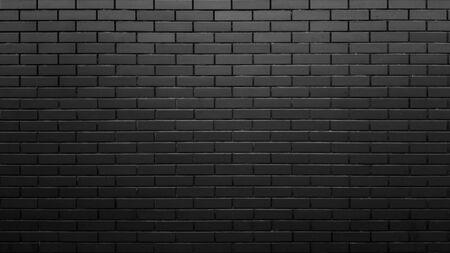 Modern brick wall texture background Banco de Imagens - 129449369