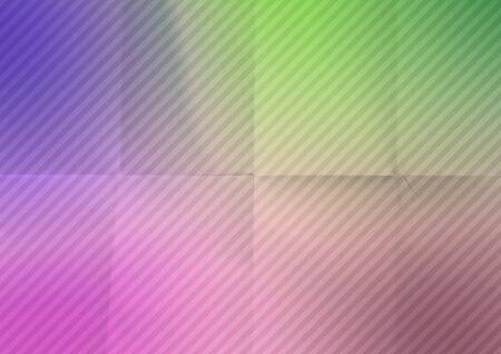 Papel rayado diagonal arrugado colorido