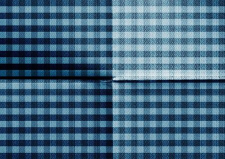 Tartan background texture. Blue paper. Banco de Imagens