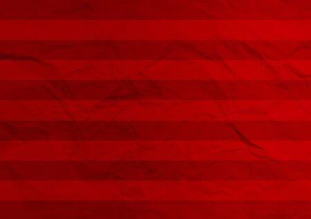 Striped paper red color background Banco de Imagens - 129449730