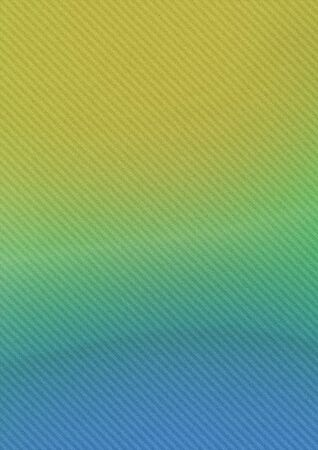 Colorful diagonal striped paper background.