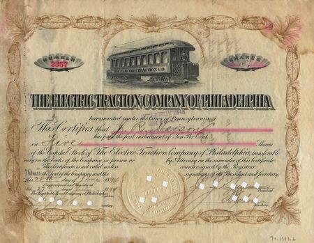 Fotografía de un certificate***not común 19th-Century bajo **** del copyright Foto de archivo - 261472