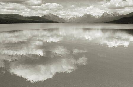 mcdonald: Photo of  Lake McDonald, Glacier National Park, Montana, USA