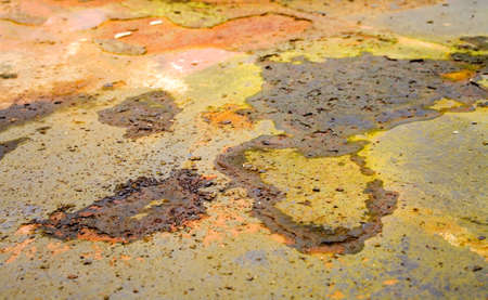 Abstract rust background with good texture. Standard-Bild