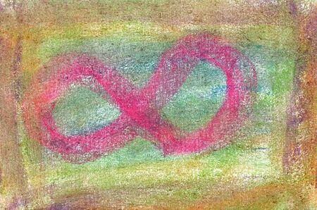 Handmade pastel  photo