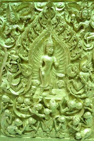 statuary: Buddhist statuary
