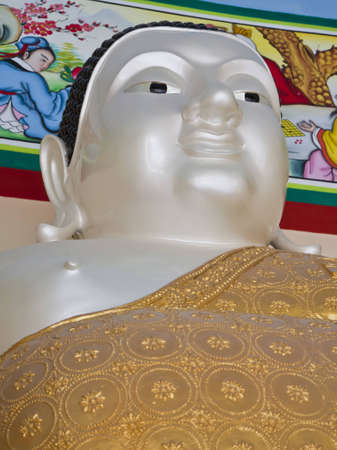 Happy buddha  photo